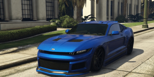 Dominator GTX GTA V top Muscle Cars