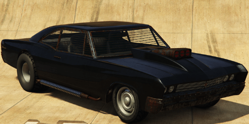 Impaler Best Muscle Car GTA V