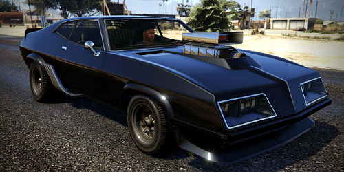 Imperator by Vapid GTA V the deadliest car