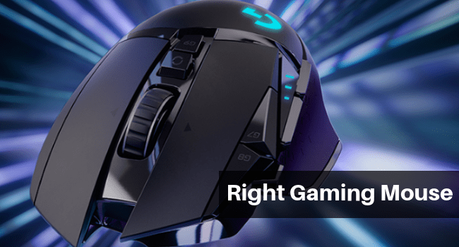 How To Choose The Right Gaming Mouse