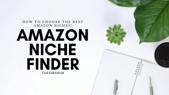 Amazon Affiliates 2020-How to choose the best Amazon NICHES!